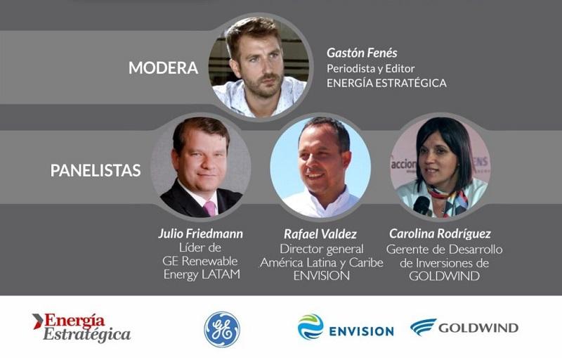 Hoy! General Electric, Goldwind y Envision participan de la «Cumbre Eólica Latam 2020»
