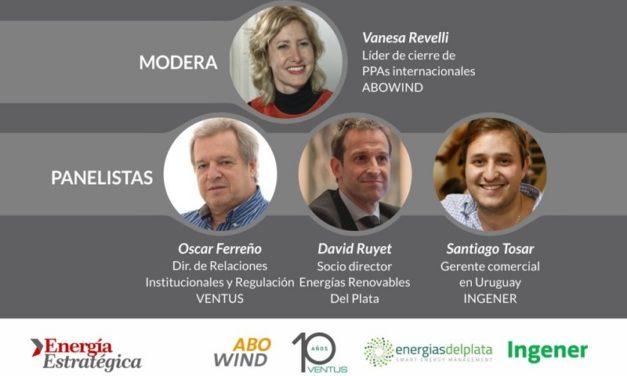 Hoy! Ventus, Ingener, Abo Wind y Energías del Plata participan de la Cumbre Eólica Latam 2020