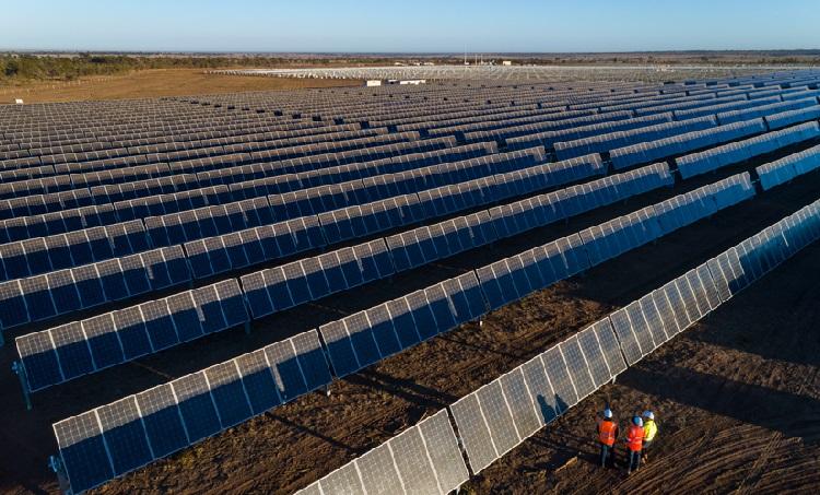 Histórico: fotovoltaica supera a eólica y representa 50% de la nueva generación en el mundo