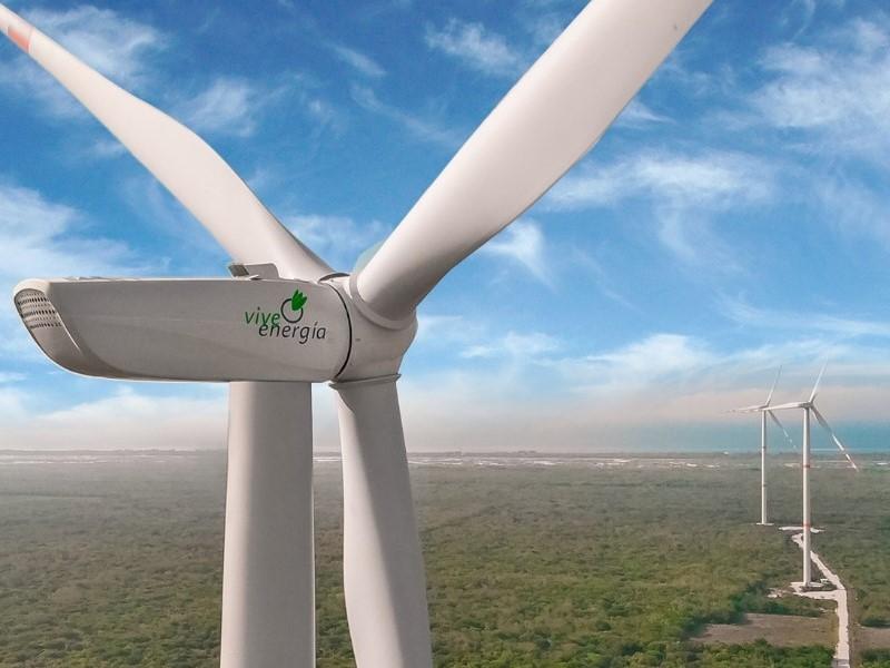 Vive Energía busca viabilizar un porfolio con 1300 MW de proyectos renovables en México
