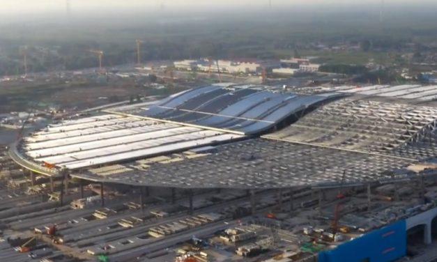 Yingli afianza su tecnología fotovoltaica integrada para megaconstrucciones en Latinoamérica