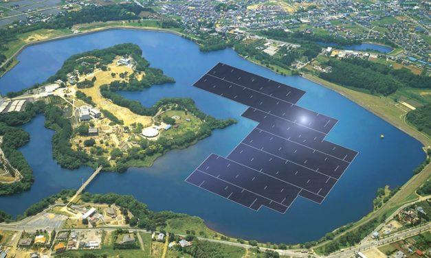 Empresa brasileña lanzó licitación para construir plantas fotovoltaicas flotantes de hasta 30 MW