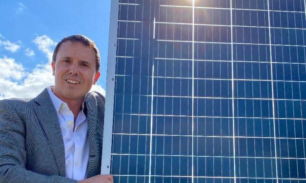 Los paneles bifaciales transparentes Jinko Swan llegaron a Argentina de la mano de Sol Town