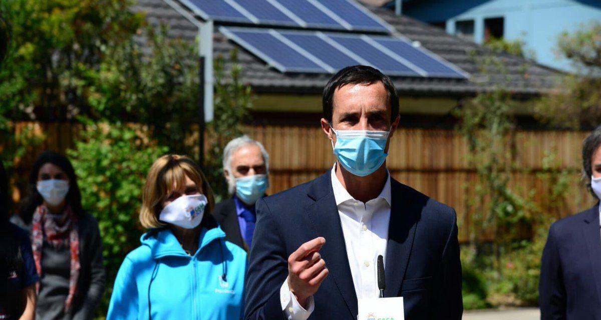 Chile lanza programa para instalar sistemas solares en viviendas