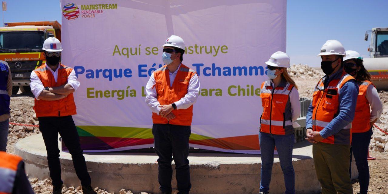 Avanza construcción del parque eólico de Mainstream por 157MW en Chile que será inaugurado en 2021