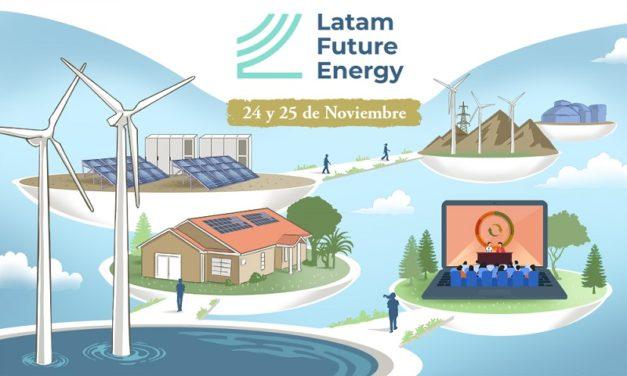"""Gran expectativa por """"Latam Future Energy"""": el mega evento virtual que marcará la agenda 2021"""