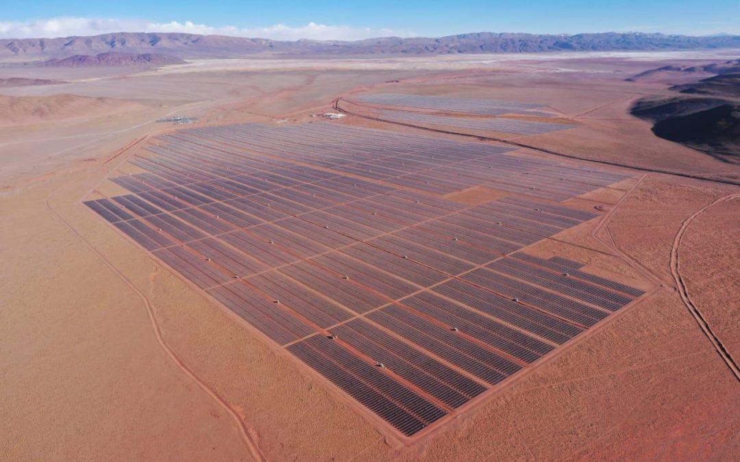 Cauchari está a la espera de firmar el PPA con CAMMESA para ampliar el parque solar a 500 MW
