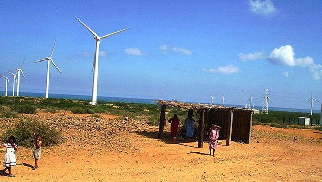 El Gobierno de Colombia apura estrategias para avanzar con los proyectos de energías renovables en La Guajira