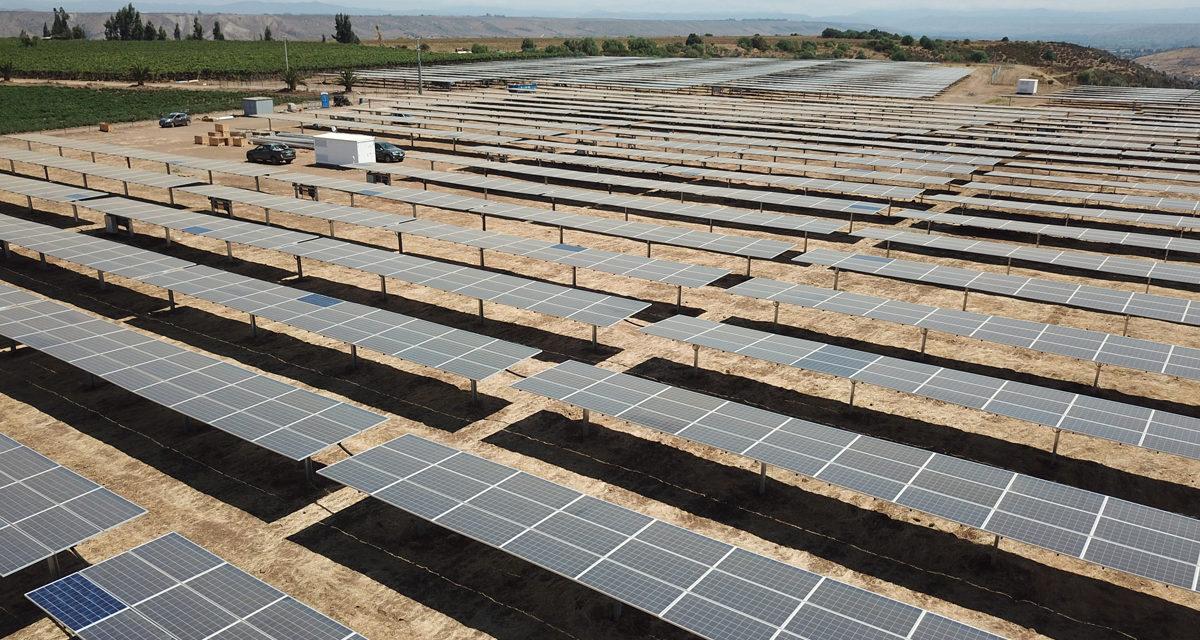 Tendencias: El 85% de los 76 proyectos PMGD en construcción en Chile son parques fotovoltaicos