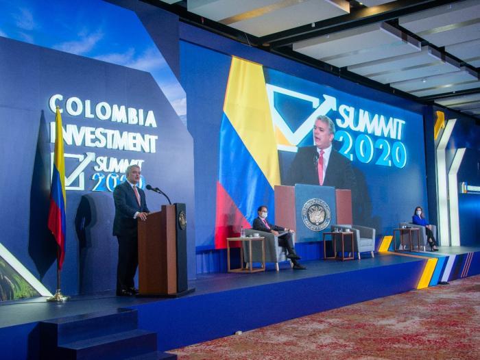 Colombia espera captar inversiones por USD 1.300 millones y las energías renovables serán una pieza clave