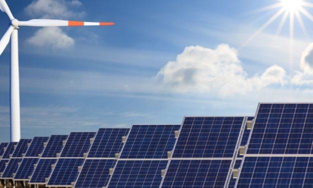 México supera los 10 GW eólicos y solares en operación
