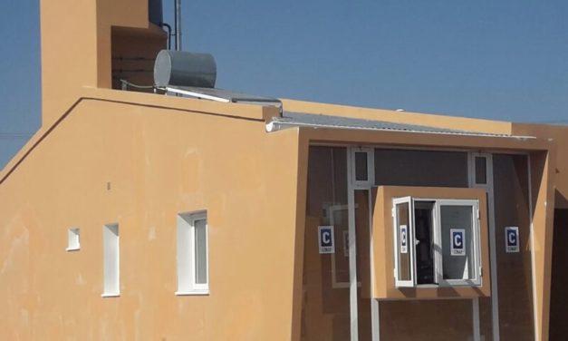 Jujuy inaugura su primer prototipo de vivienda sustentable que incluye energía solar