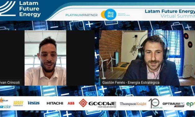 """Iván Crincoli de Itasol: """"Vemos un auge del mercado de las energías renovables en Latinoamérica»"""