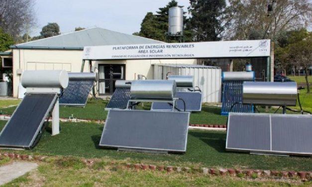 El INTI lanza un censo nacional para relevar industria de la energía solar térmica