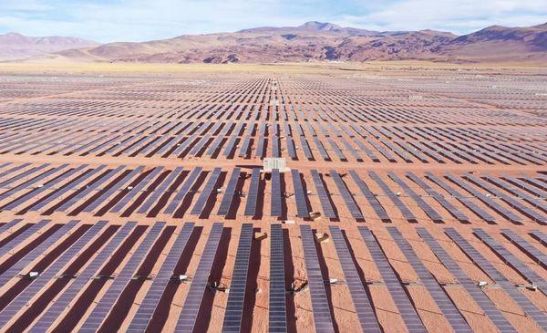 El Gobierno de Colombia respalda la construcción para un parque solar de 300 MW