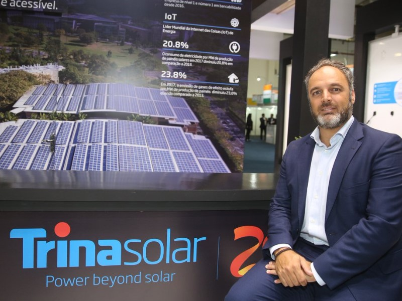 Trina Solar apuesta por módulos de alta potencia con las células más grandes de la industria
