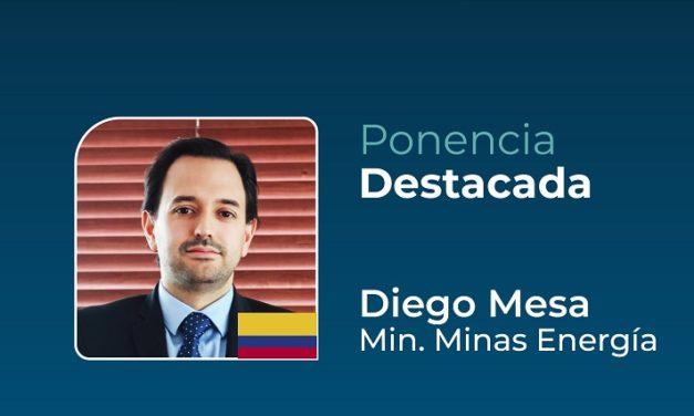 Diego Mesa profundizará sobre la nueva subasta de energías renovables en Colombia durante Latam Future Energy