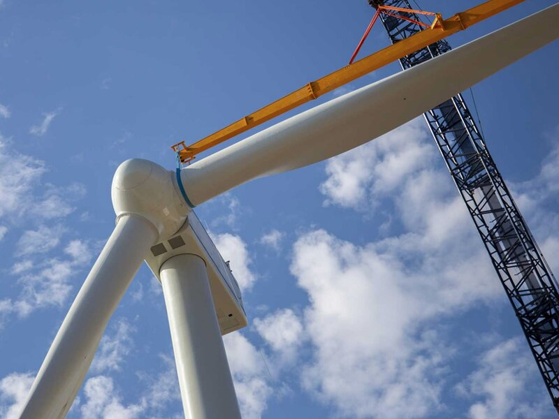 Enel Green Power proyecta incorporar más de 14 GW de energía renovable