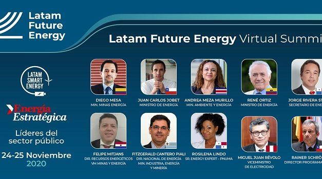 Los videos de «Latam Future Energy»: reviva las jornadas con ministros y ejecutivos del sector de la energía sostenible