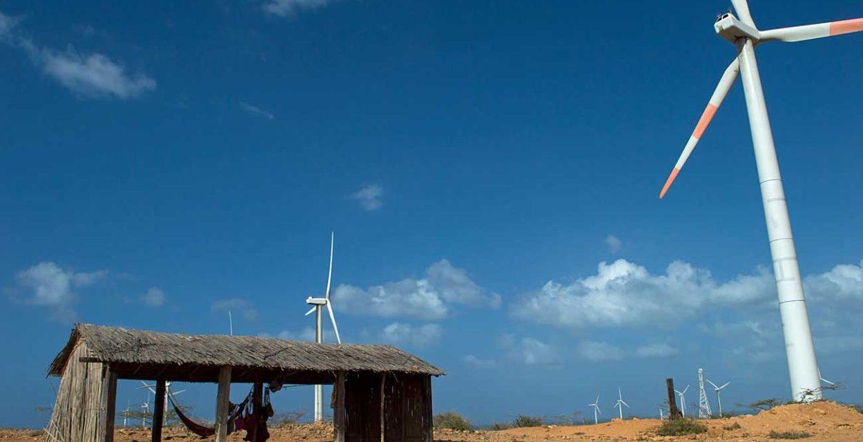 Casi 1.000 MW eólicos de La Guajira competirían en la nueva subasta de renovables de Colombia