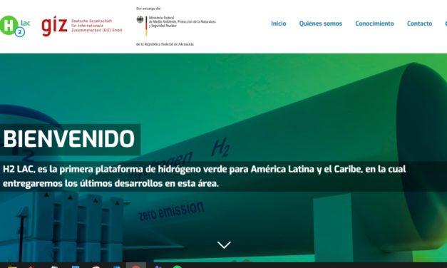 GIZ Chile crea un espacio virtual para promover el hidrógeno verde en Latinoamérica