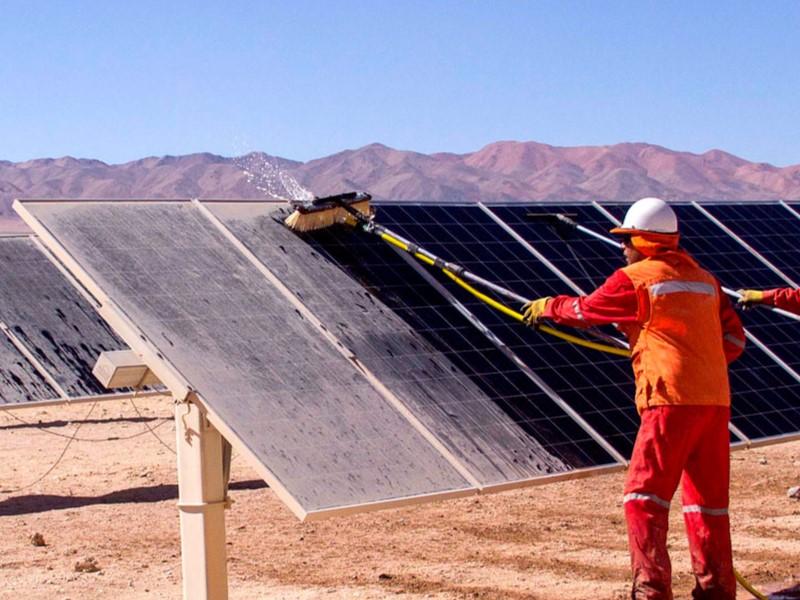 Sunai lanza nueva solución para el mantenimiento de parques solares en Latinoamérica