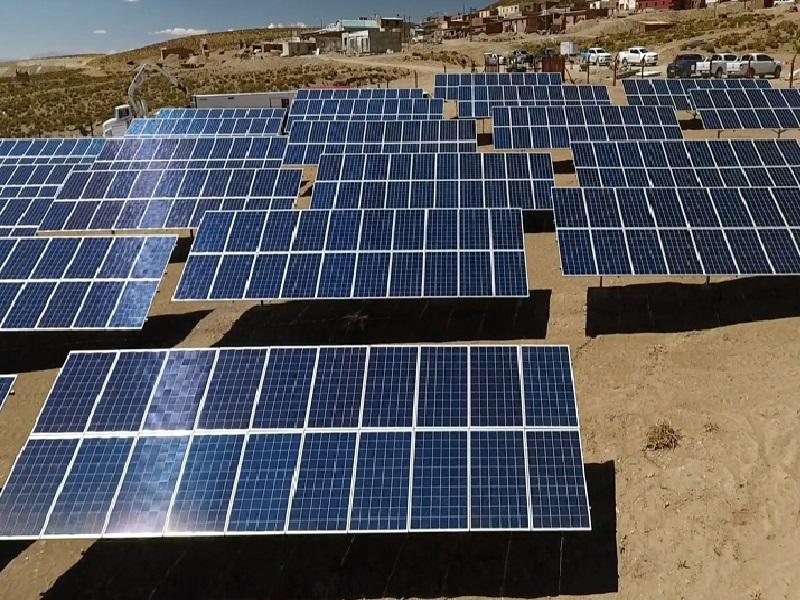 Jujuy define la localización de su décimo pueblo solar