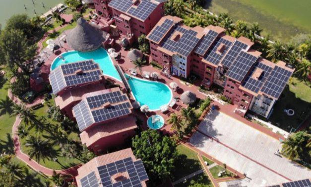 ¡Energía renovable gratis por seis meses!: la estrategia de Quintana Roo para reactivar hoteles