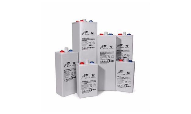 Ritar presenta sus nuevas Baterías Tubulares