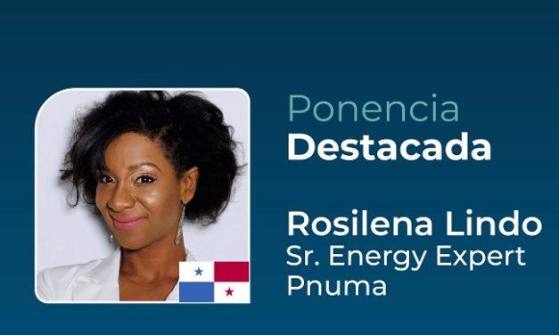 Rosilena Lindo de Naciones Unidas participará de Latam Future Energy