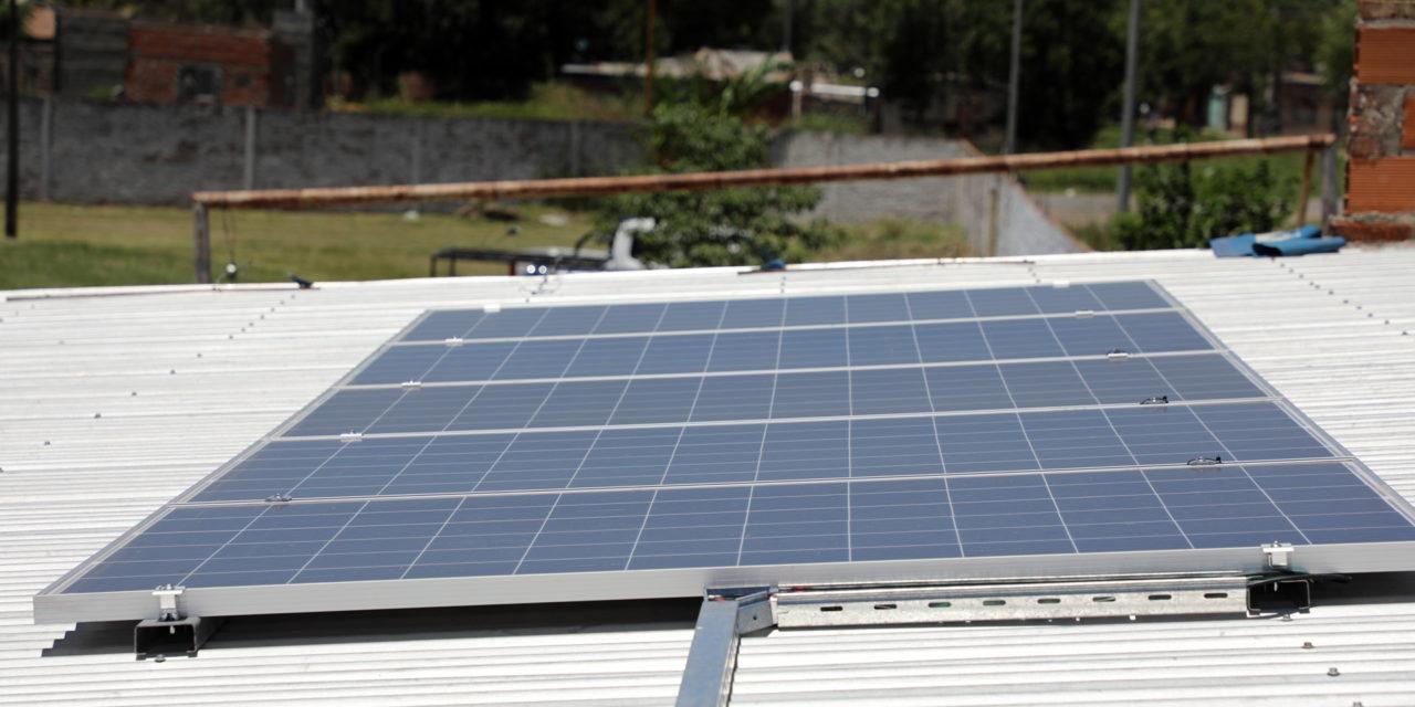 Santa Fe avanza con su plan de incorporación de energías renovables en clubes