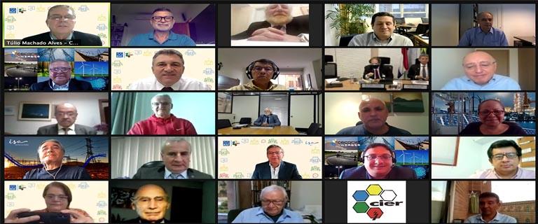 El Comité Central de la CIER eligió nuevas autoridades
