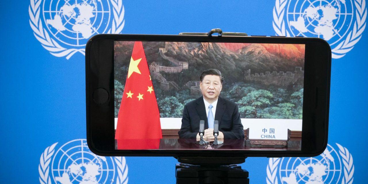 China anuncia 1.200 GW de energía eólica y solar para el año 2030