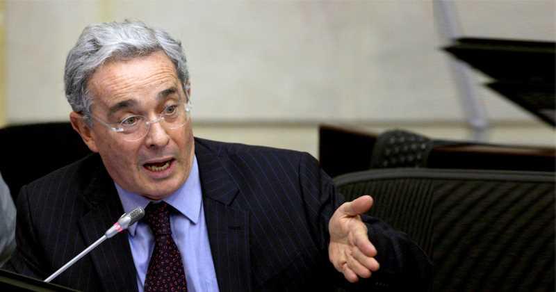 Uribe presenta un proyecto de Ley para incentivar el hidrógeno verde en Colombia