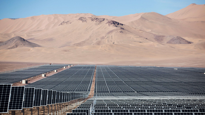 Hito en Chile: las renovables superan a las termoeléctricas en potencia instalada