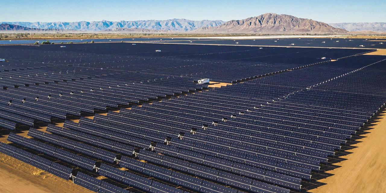 Chile comenzará el 2021 con casi 7.000 MW de energías renovables no convencionales