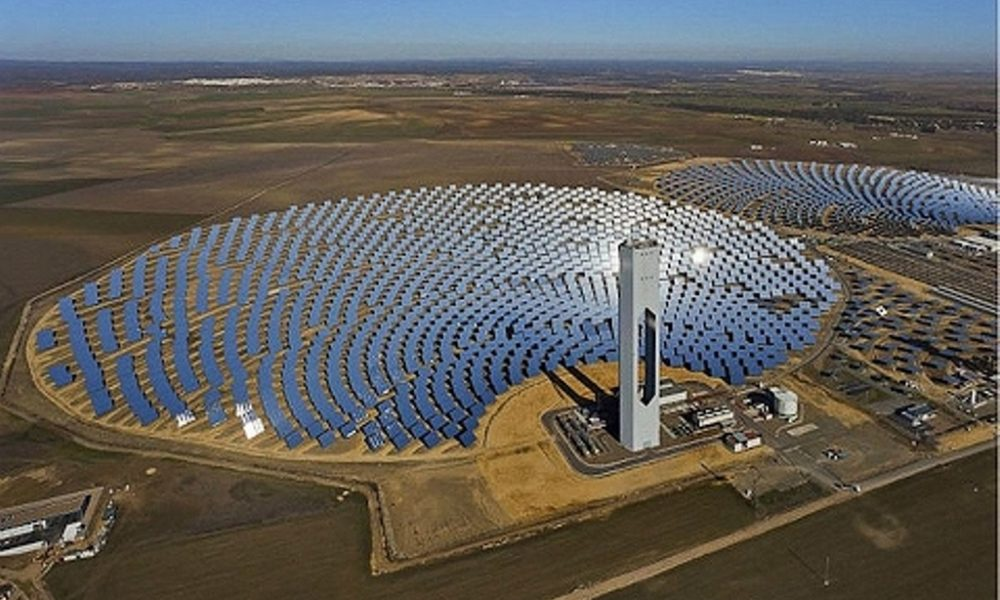 En 30 años la concentración solar de potencia alcanzaría 20% de la matriz de Chile
