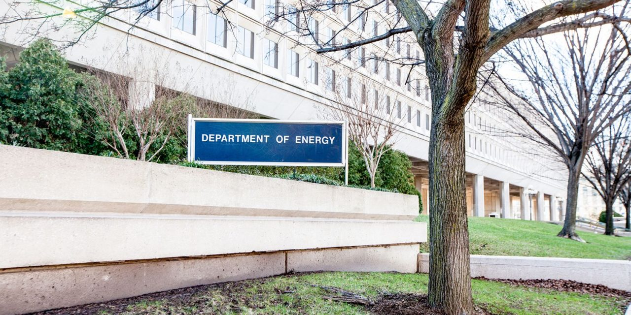 Departamento de Energía financia 29 proyectos de almacenamiento en Estados Unidos