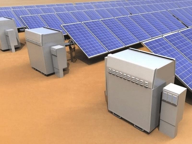 Nuevo estudio analiza sistemas de almacenamiento con energía solar fotovoltaica en Chile