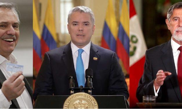 Argentina, Colombia y Perú se comprometieron a intensificar esfuerzos climáticos