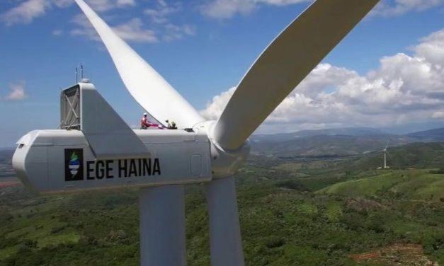 EGE Haina tiene como meta sumar 1000 MW de energías renovables en los próximos 10 años