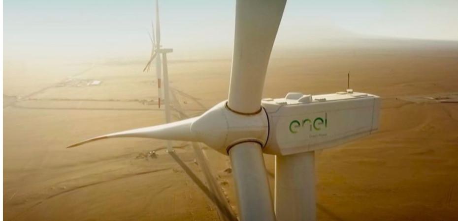 Enel invierte USD 1100 millones para construir cuatro centrales de energía eólica y una fotovoltaica por 1,3 GW en Brasil