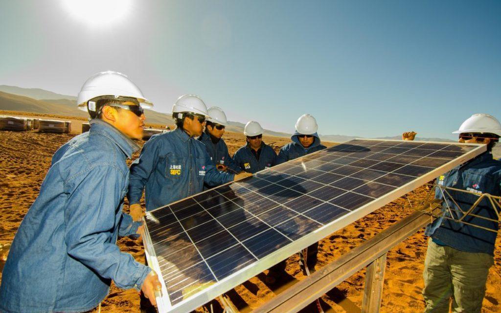 Chile: Se construyen más de 7.500 MW en proyectos de energía y el 93% son renovables