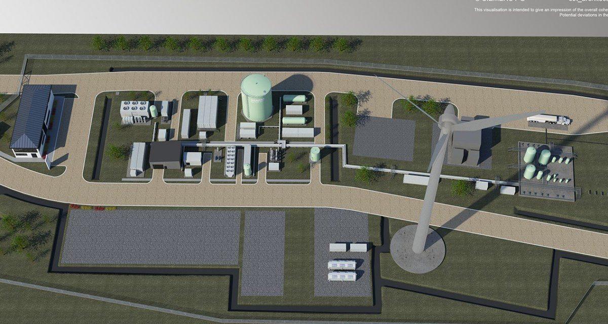 El Gobierno alemán invertirá más de 8 millones de euros para desarrollar hidrógeno verde en Chile