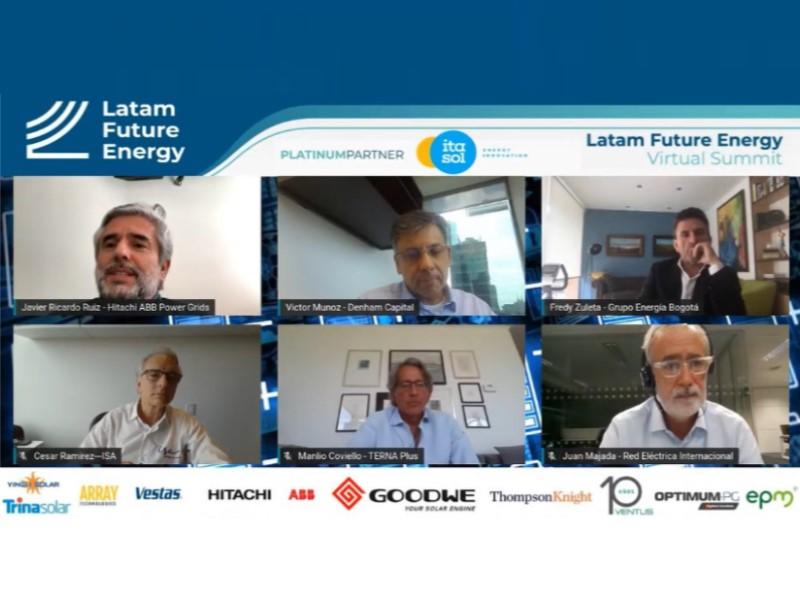 Hitachi ABB Power Grids analiza las actualizaciones de los sistemas eléctricos para incorporar más renovables en Latinoamérica