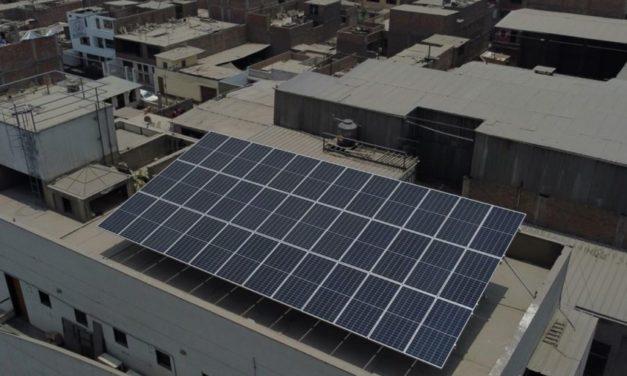 JinkoSolar proporcionó sus módulos para un nuevo proyecto fotovoltaico de su socio oficial Novum Solar en Perú