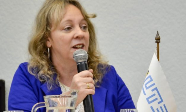 Silvia Emaldi, presidenta de UTE: «La solar va a ser la energía del futuro para Uruguay»