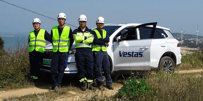 Vestas firma con Enel la electrificación de su propia flota de vehículos