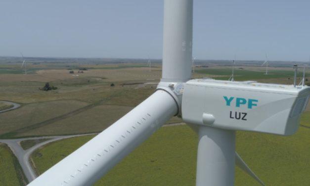YPF Luz cerraría 2021 con cerca de 400 MW eólicos instalados en Argentina