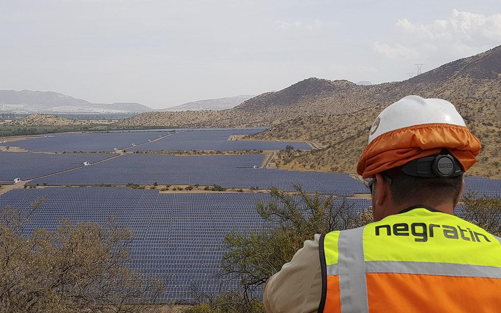 Negratin amplía sus activos de energías renovables por Latinoamérica